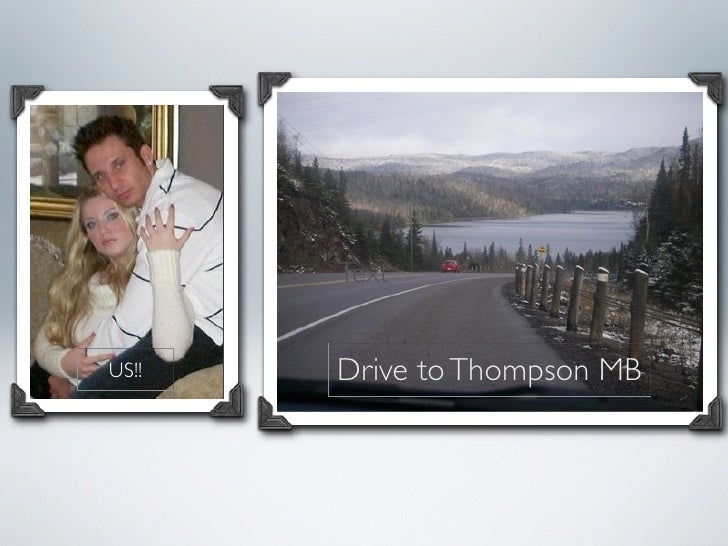 Text   US!!   Drive to Thompson MB