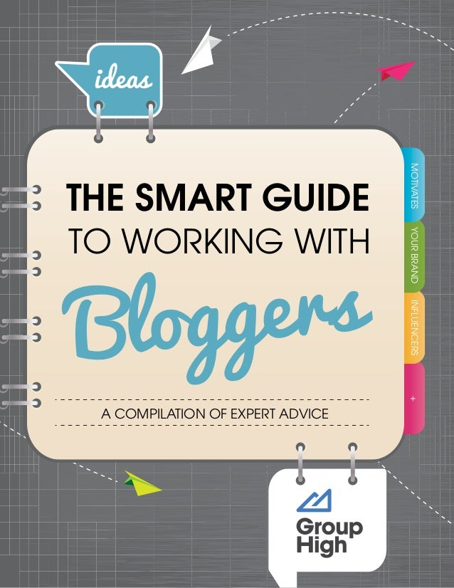 THE SMART GUIDE TO WORKING WITH A COMPILATION OF EXPERT ADVICE ideas MOTIVATESYOURBRANDINFLUENCERS+