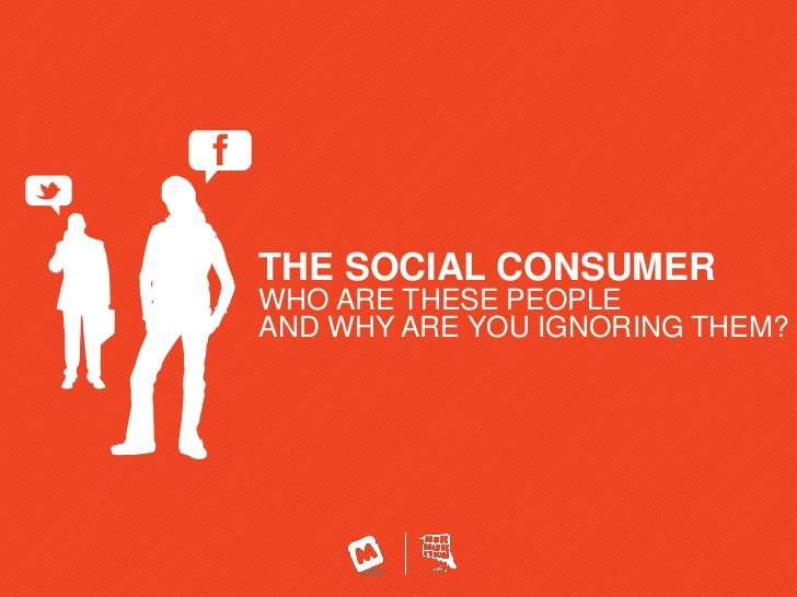 """""""The Social Consumer: Who Are These People and Why Are You Ignoring Them"""" by Marcus Whitney"""