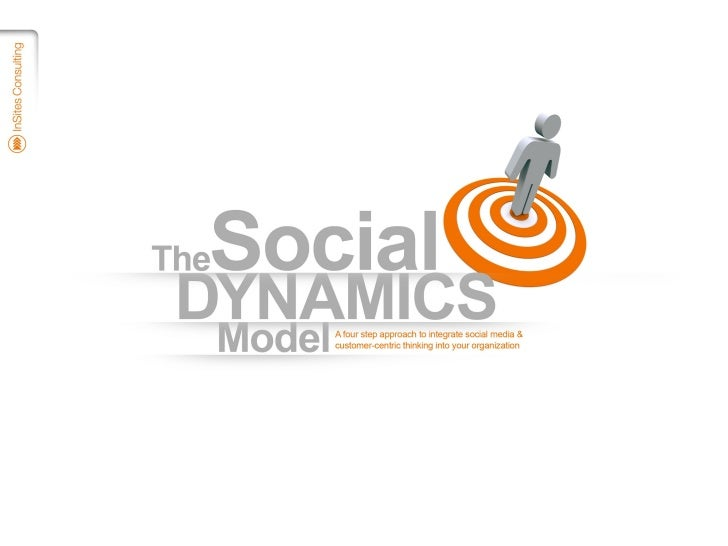 The Social Dynamics Model:A four step approach to integrate social media andcustomer-centric thinking into your organizati...