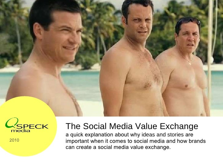 <ul><li>a quick explanation about why  ideas and stories  are important when it comes to social media and how brands can c...