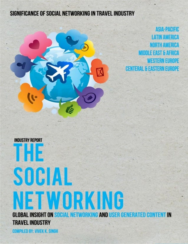 Global insight on Social Networking and User Generated Content in Travel Industry 0