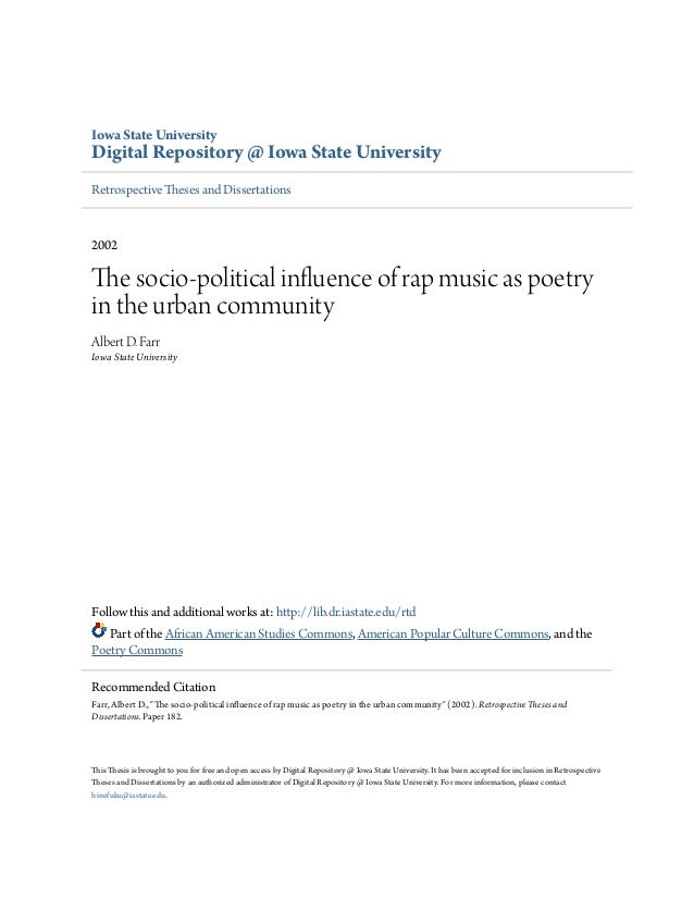 Rap is poetry essay help