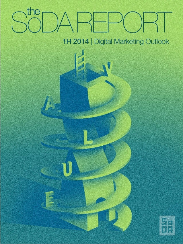 The Soda Report 2014 [Digital Marketing Outlook]