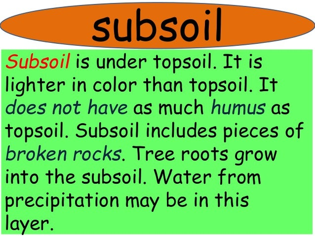 The soil for What is dirt composed of