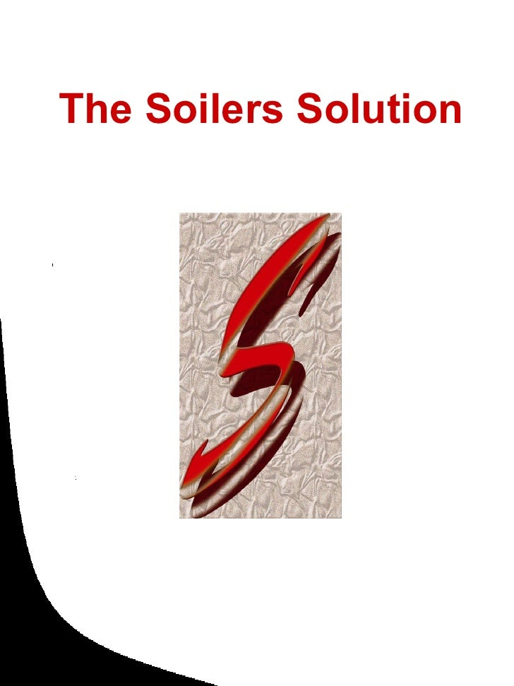 The Soilers Solution