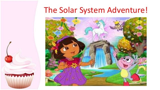 story about the solar system - photo #42