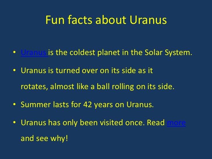 fact uranu solar system - photo #29