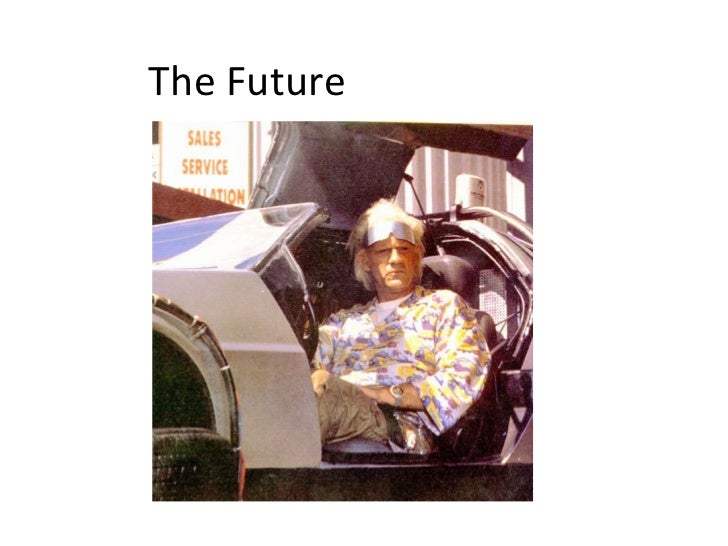 The Future A presentation