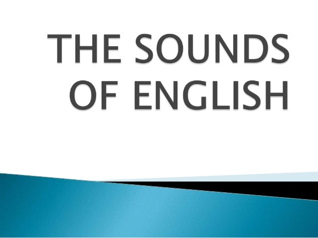 The sounds of General American English are classified into three namely: 1. Vowels (11) 2. Diphthongs (3) 3. Consonants (2...