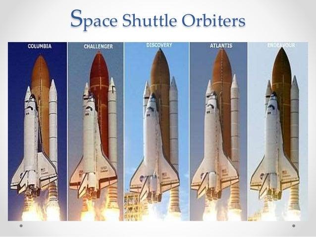 space shuttle fleet names - photo #6