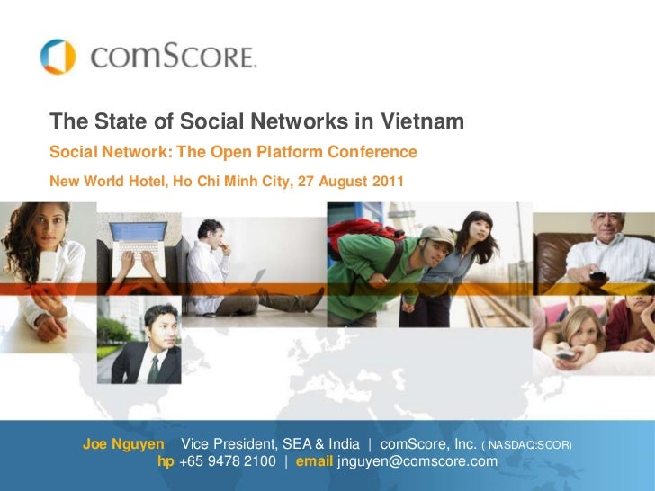 The state of social networks in vietnam 2011