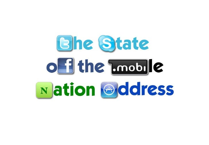 The State of the Mobile Nation