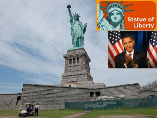 The statue of liberty is an icon of freedom and the symbol of the United States. It is a welcoming signal to immigrants ar...