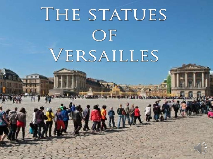 The statues of versailles (v.m.)
