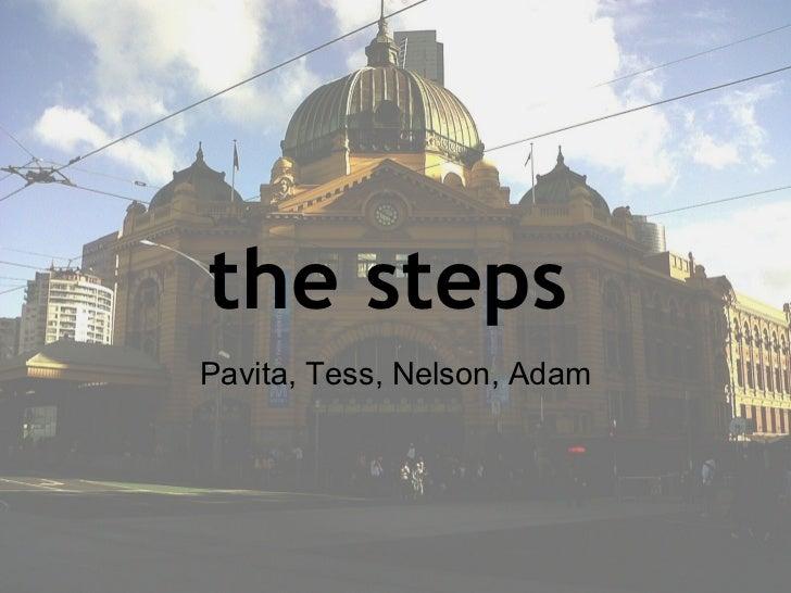 The Steps PPT Presentation
