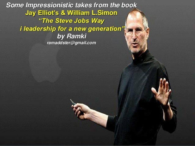steve jobs leadership style and analysis Whether you loved steve jobs or hated him, whether you are a mac or a pc user, whether you are an iphone or an android owner, there is one thing that there's little doubt about: steve jobs was an amazing leader who expected and got the most out of those who worked for him.