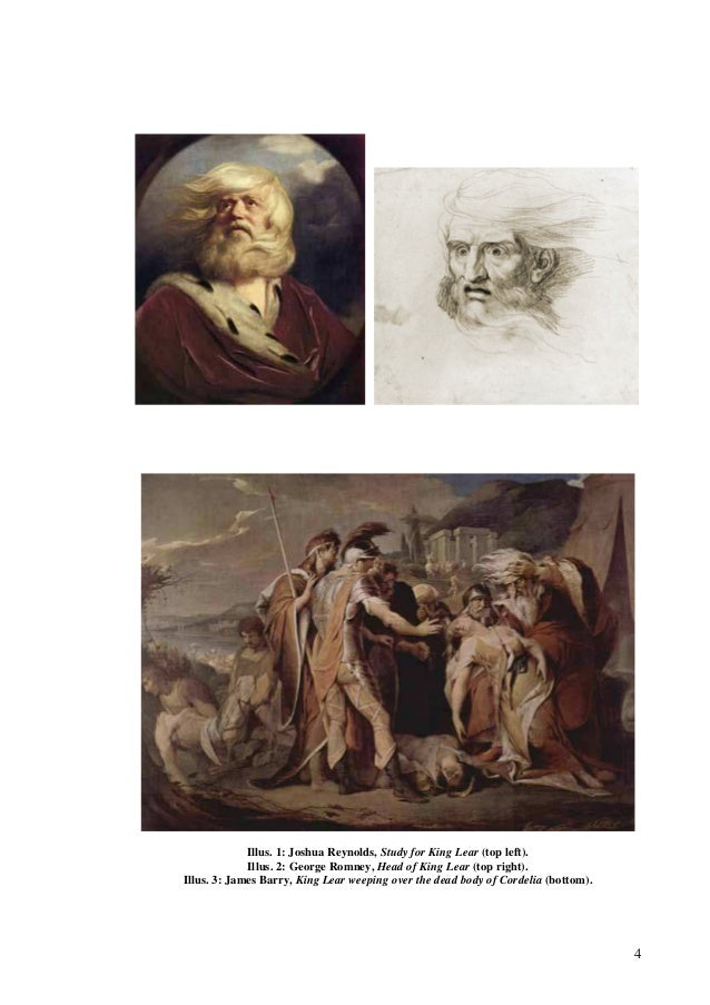 essays on imagery in king lear