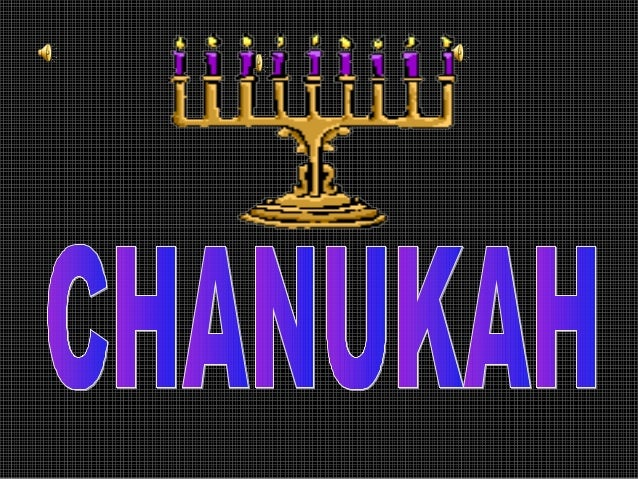 The Miracle of Chanukah. Yehuda and his men, with the help of Hashem, were about to complete a great victory, a triumph th...