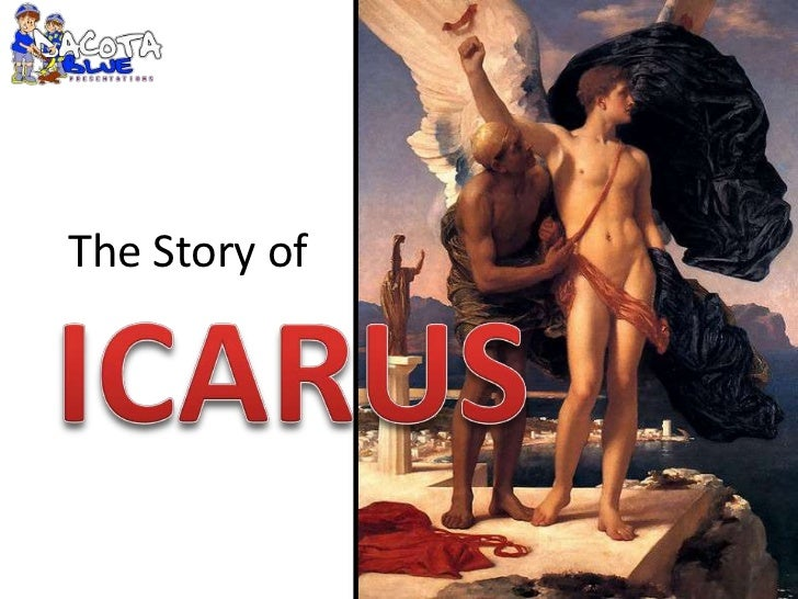 Dacota_blue:The story of ecarus