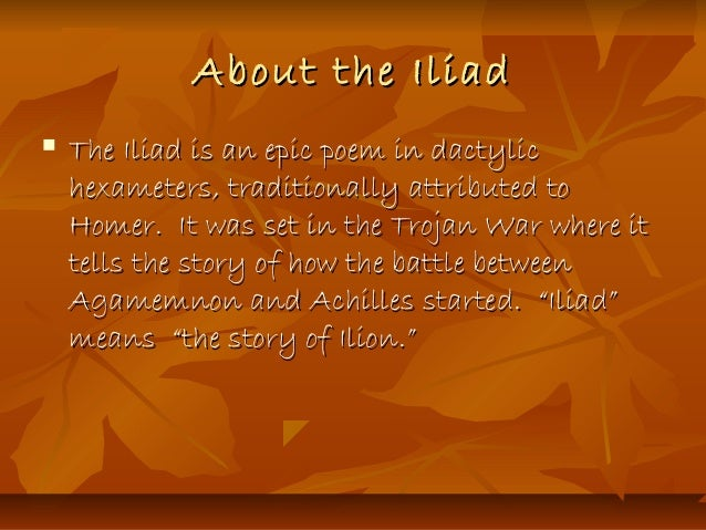 faith in the characters of the story the iliad by homer Find the quotes you need in homer's the iliad  from the creators of sparknotes the iliad quotes from litcharts | the  related characters: achilles.