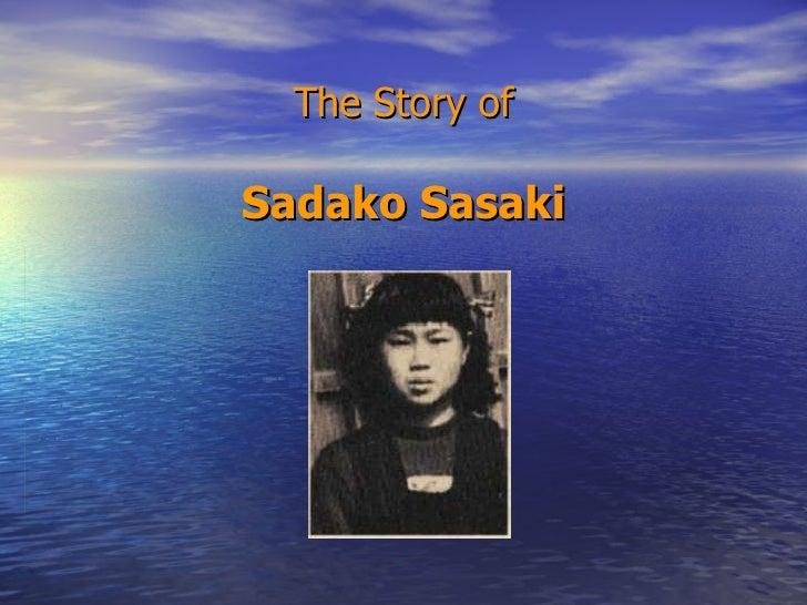 The Story of Sadako Sasaki