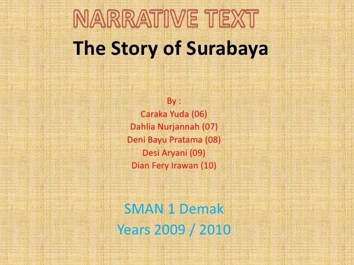 The  Story Of  Surabaya Miliknya Mas Fery