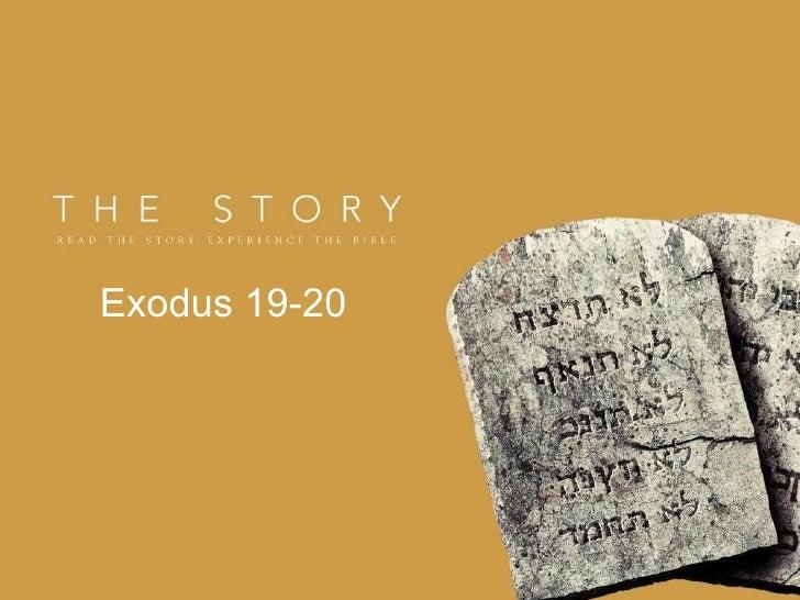 logo slide October 15-16, 2011 Exodus 19-20