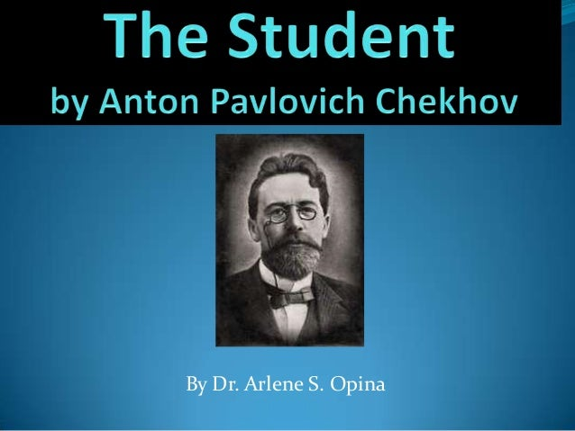 analysis of the darling by anton chekhov What works well in this story is chekhov's ability to communicate loss, and how he contrasts the two men kirilov's dislike for the abogin's of the world has been simmering within him, and on this night it's pushed over the edge also, the moment chekhov has chosen is loaded with drama even if there.