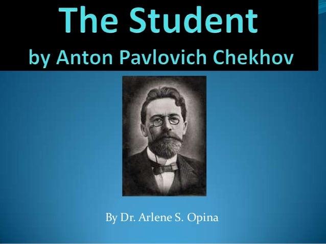 """""""The student"""" by Anton Chekhov"""