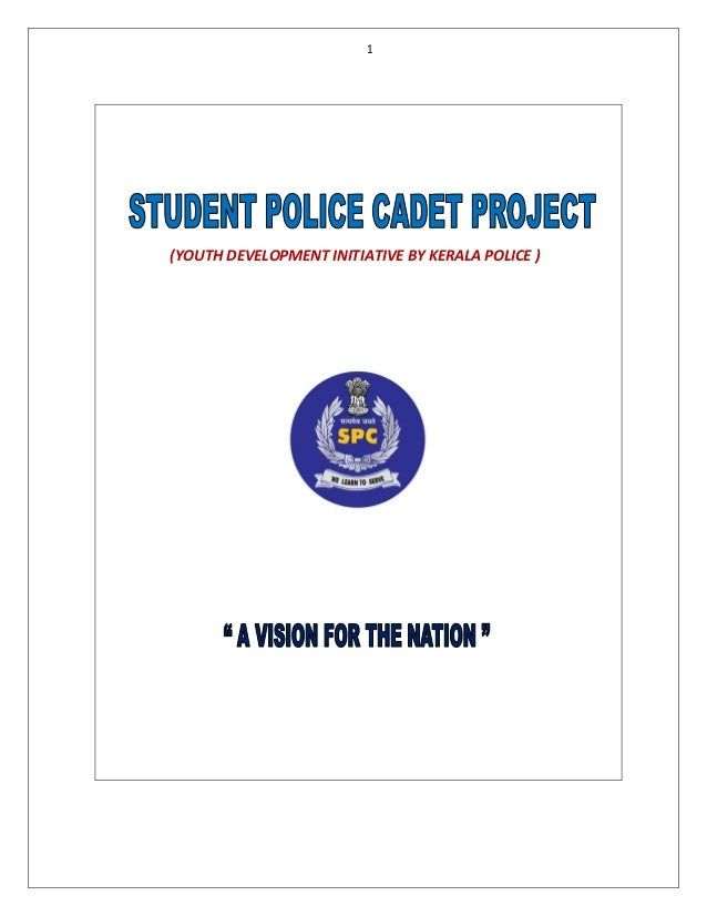1 (YOUTH DEVELOPMENT INITIATIVE BY KERALA POLICE )