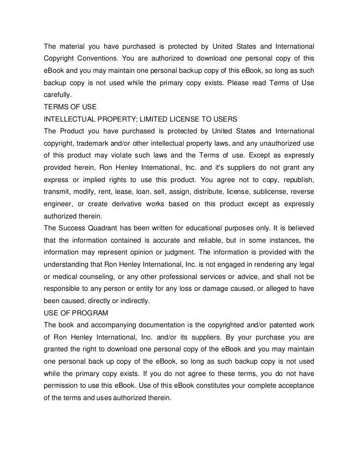dr jb jones the success quadrant pdf