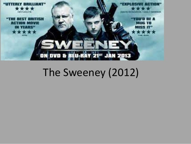 The Sweeney (2012) case study
