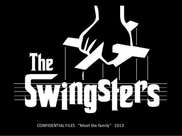 """CONFIDENTIAL FILES """"Meet the family"""" 2013"""