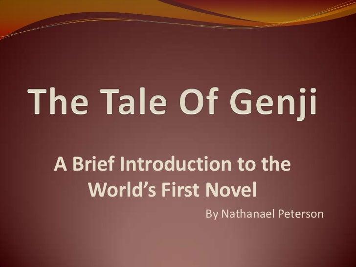 The Tale of Genji PowerPoint