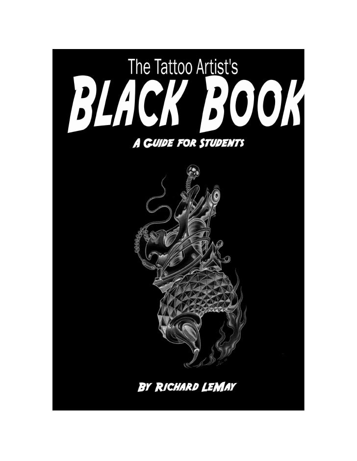 The  Tattoo  Artist S  Black  Book