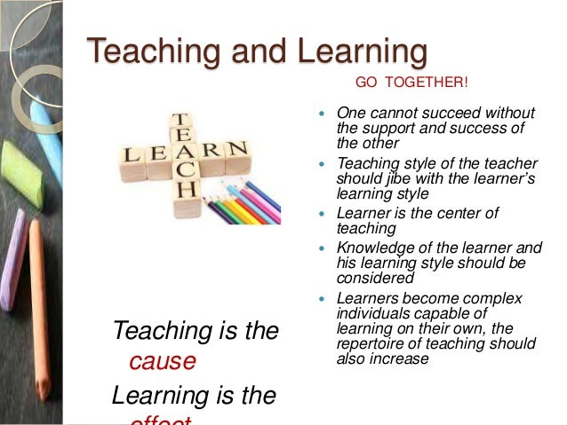 communication in teaching and learning process pdf