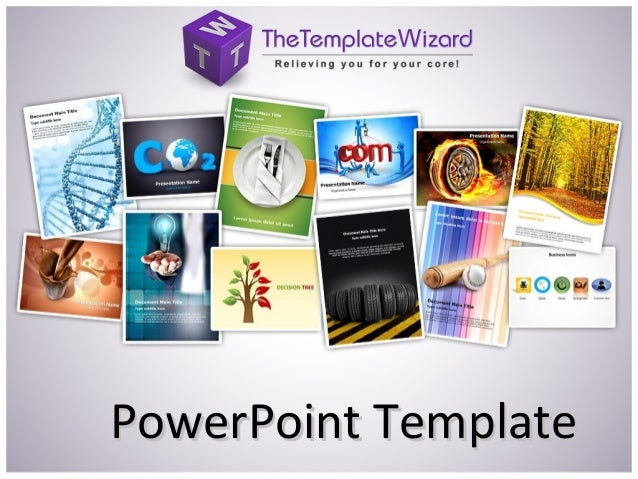 PowerPoint Templates For PowerPoint Presentation | TheTemplateWizard