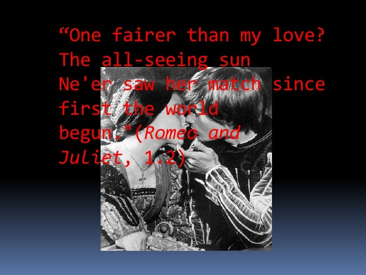 does shakespeare present love and hate act 1 scene 1 and Teacher's comments on two romeo and juliet essays on hatred  about hate, as it is about love  about how shakespeare present love between romeo and.