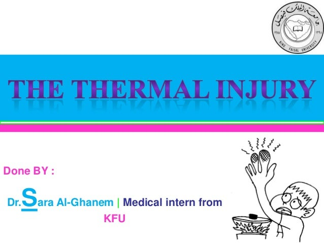 Done BY : Dr.  Sara Al-Ghanem | Medical intern from KFU 1