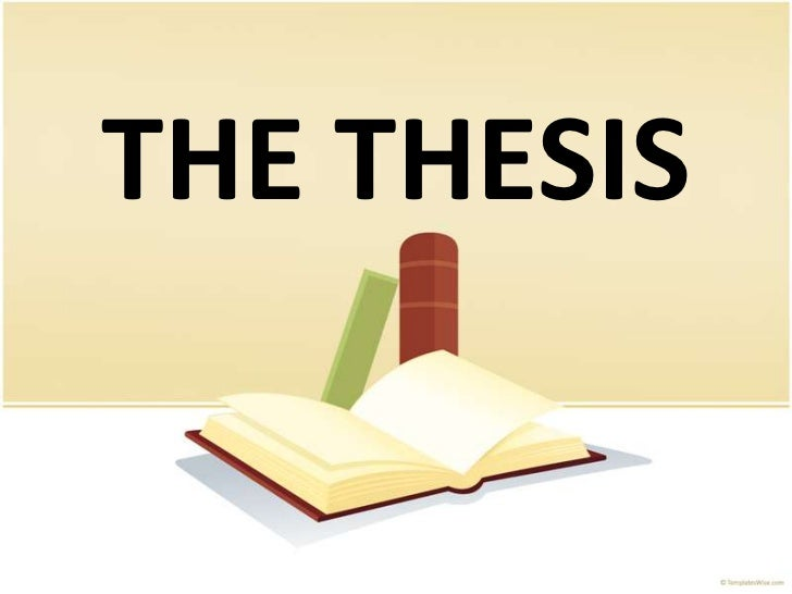 theoretical part of thesis What exactly is the theoretical a part of thesis or diploma work and exactly why do you write it obtaining the task of producing diploma pieces of paper or thesis.