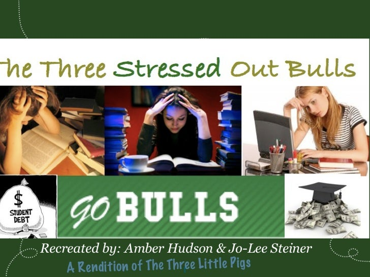 The three stressed out usf bulls