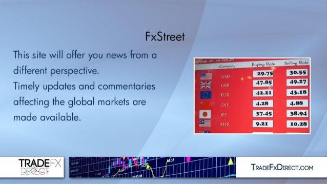 Best forex news sites