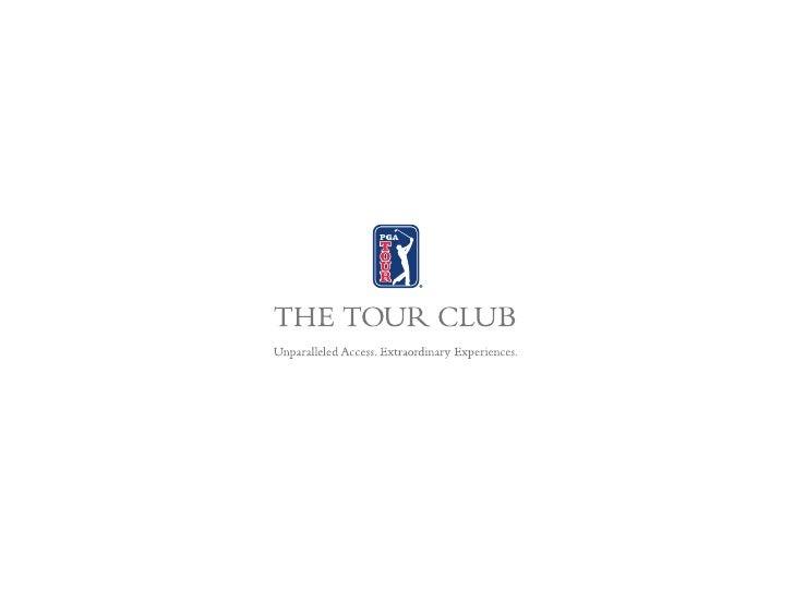 PGA TOUR Club