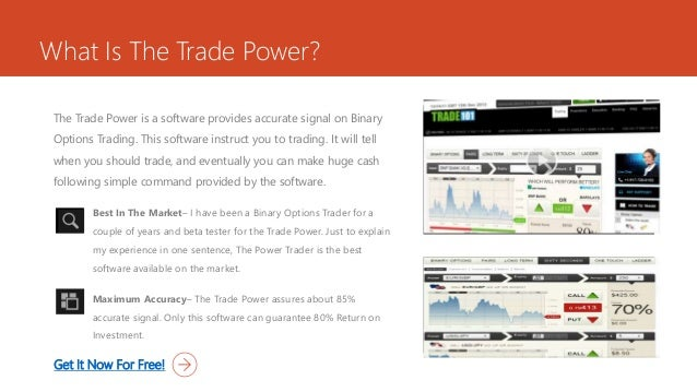 Power option trade