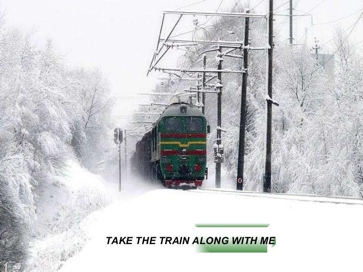 The trainsofwinter