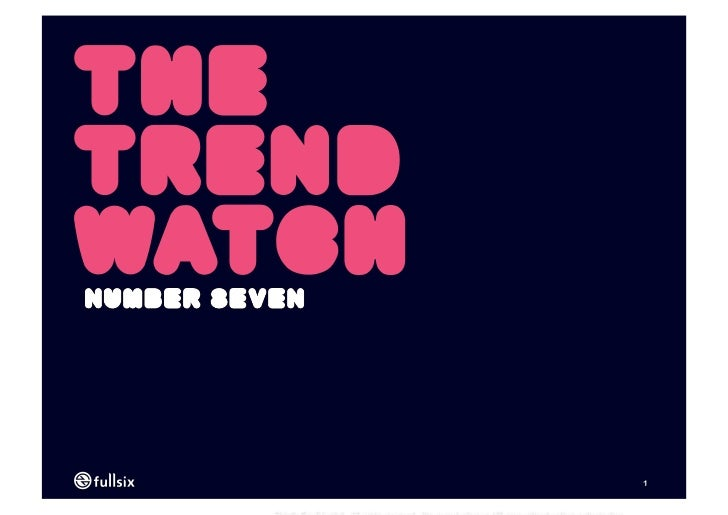 TheTrendwatch #07
