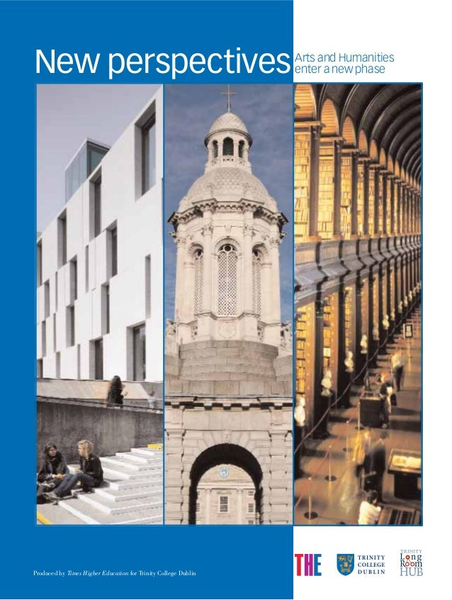 THE Trinity College Dublin Supplement Sept 10