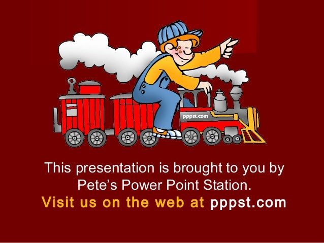 Themes and Topics Index  Petes Power Point Station  A