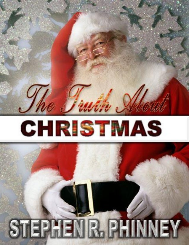 The Truth About Christmas (E-Booklet)